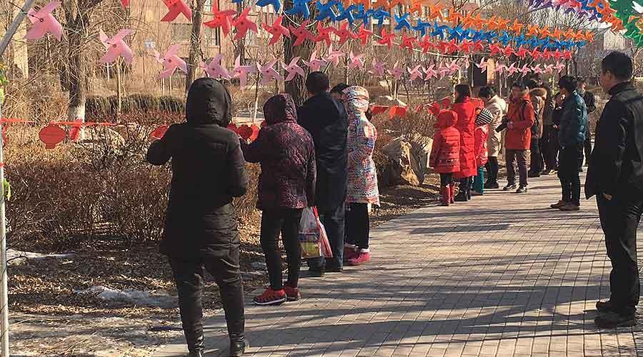 【玉祥·明居】物业服务中心元宵节活动快报